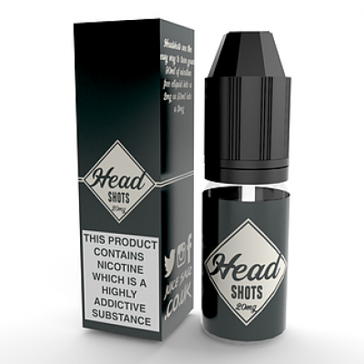 Headshot Nicotine Shots by Headshot E Liquid 10ml