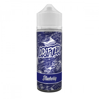 Drifter Blueberry FREE Nic Shot E Liquid 100ml