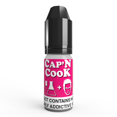 CapN Cook E Liquid by V4POUR 10ml