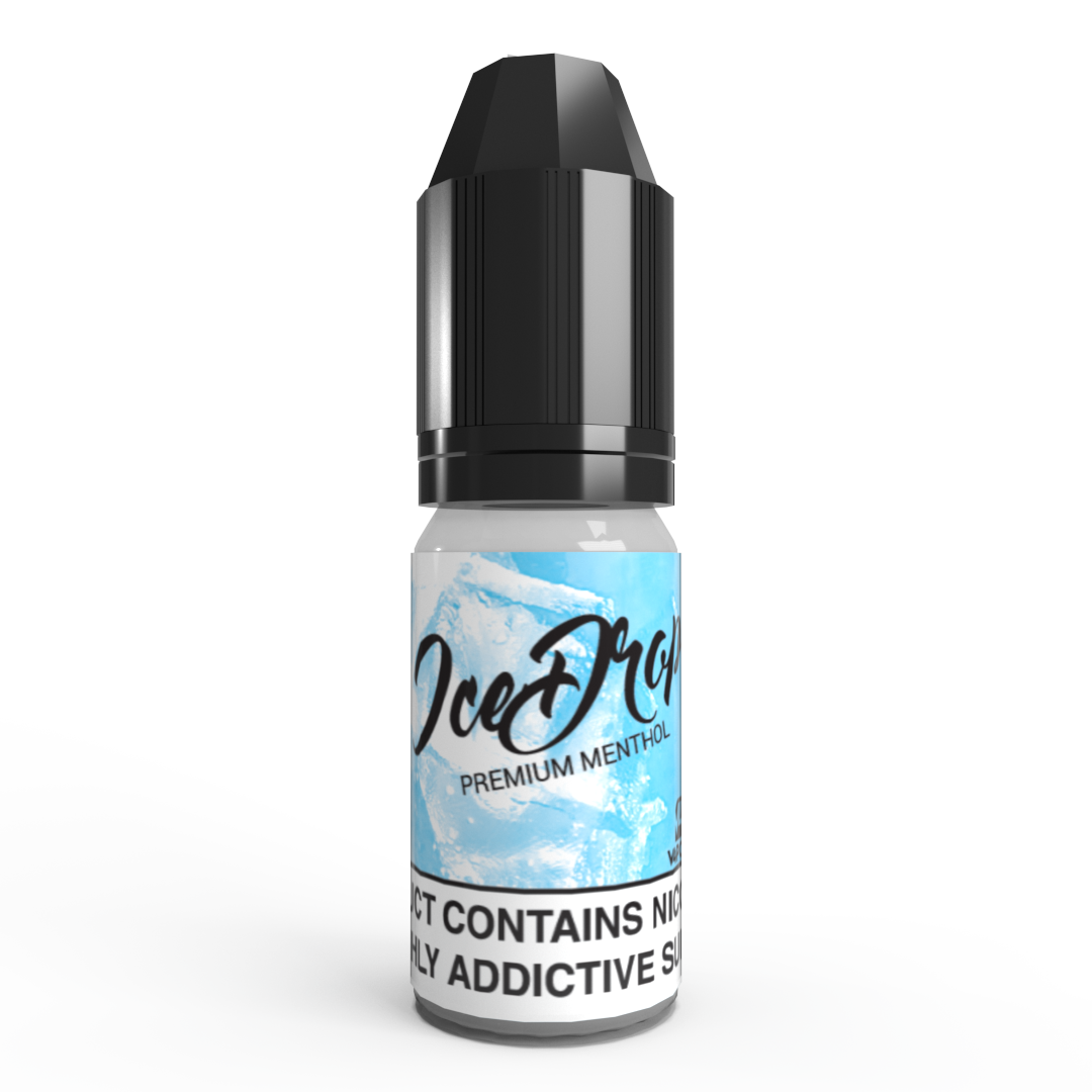 Ice Drop E Liquid by V4POUR 10ml