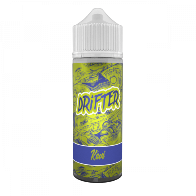 Drifter Kiwi E Liquid FREE Nic Shot 100ml