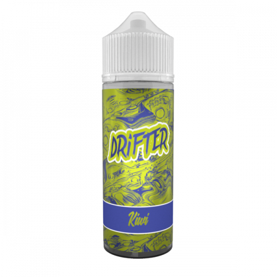 Drifter Kiwi E Liquid FREE Nic Shot 100ml | vapour me uk