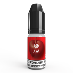 Red AM E Liquid by V4POUR 10ml