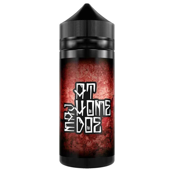 At Home Doe Maj 100ml Shortfill E Liquid