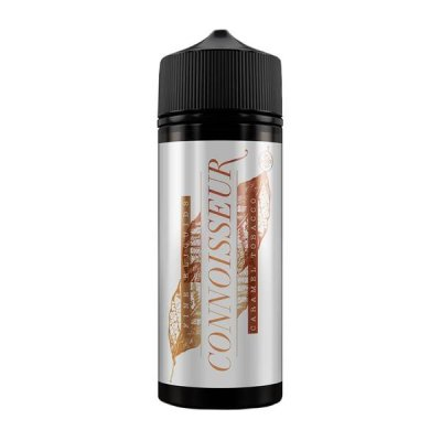 Connoisseur Caramel Tobacco 100ml E Liquid