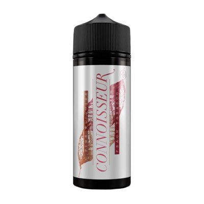 Connoisseur Peach Tobacco 100ml E Liquid