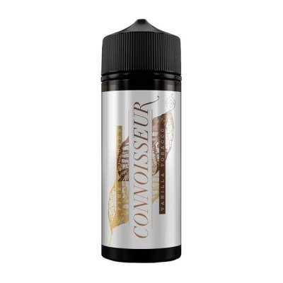 Connoisseur Vanilla Tobacco 100ml E Liquid
