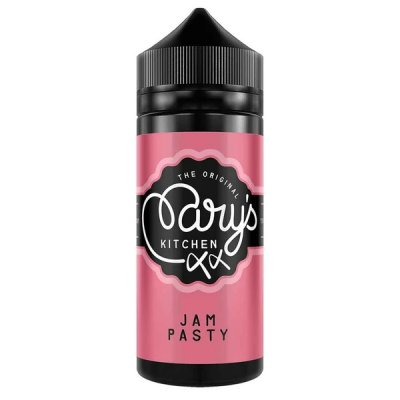 Mary's Kitchen Jam Pasty 100ml E Liquid