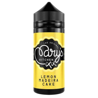 Mary's Kitchen Lemon Madeira Cake 100ml E Liquid