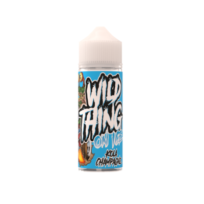 Wild Thing Kola Champagne On Ice 100ml E Liquid