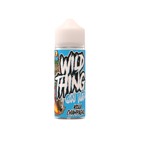 Wild Thing Kola Champagne On Ice 100ml Shortfill E Liquid