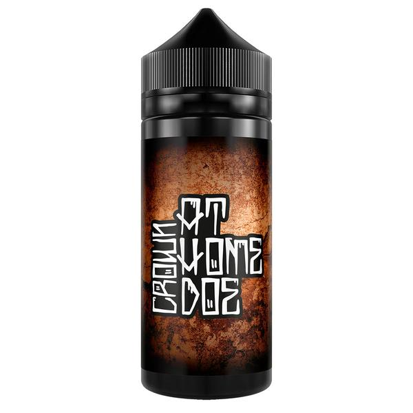 At Home Doe Crown 100ml Shortfill E Liquid