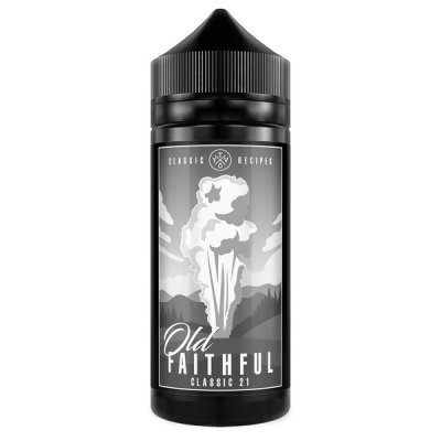 Old Faithful Classic 21 100ml E Liquid