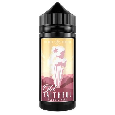 Old Faithful Classic Pear 100ml E Liquid
