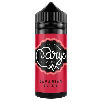 Mary's Kitchen Bavarian Slice 100ml E-liquid