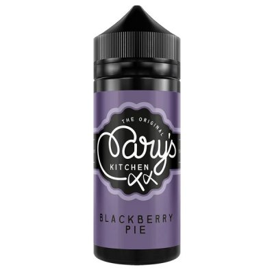 Mary's Kitchen Blackberry Pie 100ml E Liquid