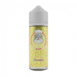 Bake and Vape Coconut Biscuit 100ml E Liquid