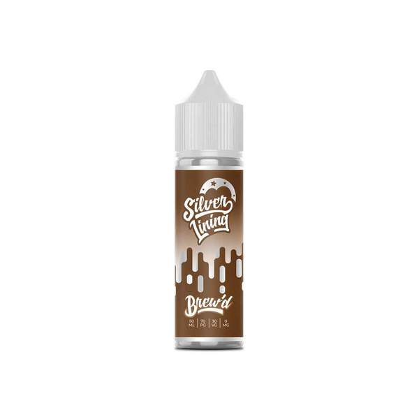 Silver Lining Juice Co Brew d 50ml E Liquid