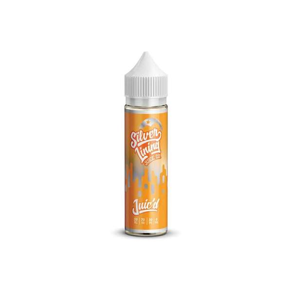 Silver Lining Juice Co Juic d 50ml E Liquid