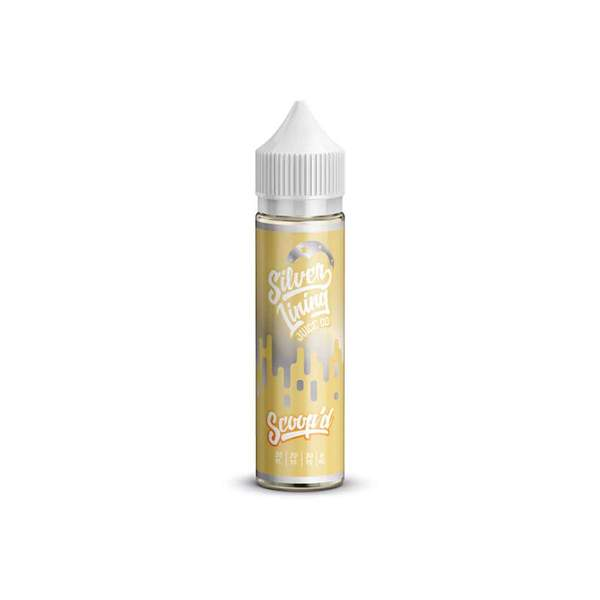 Silver Lining Juice Co Scoop d 50ml E Liquid