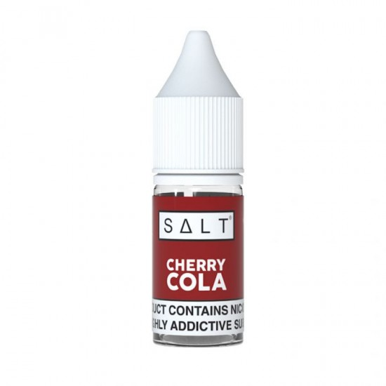 Salt Cherry Cola Salt base nicotine E Liquid 10ml