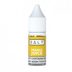 Salt Orange Juice Salt base nicotine E Liquid 10ml