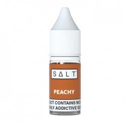 Salt Peachy Salt base nicotine E Liquid 10ml