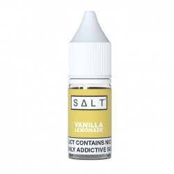 Salt Vanilla Lemonade Salt base nicotine E Liquid 10ml