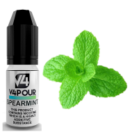 Spearmint E Liquid by V4 V4POUR 10ml