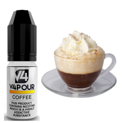 Coffee E-Liquid by V4 V4POUR 10ml
