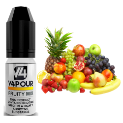 Fruity Mix E-Liquid by V4 V4POUR 10ml