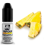 Pineapple E Liquid by V4 V4POUR 10ml