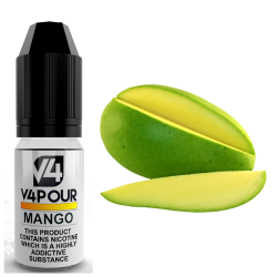 Mango E-Liquid by V4 V4POUR 10ml