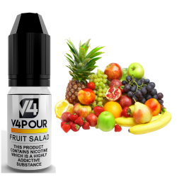Fruit Salad E-Liquid by V4 V4POUR 10ml