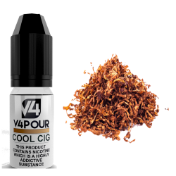 Cool Cig E-Liquid by V4 V4POUR 10ml