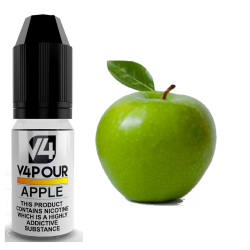 Apple E-Liquid by V4 V4POUR 10ml