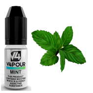 Mint E Liquid by V4 V4POUR 10ml
