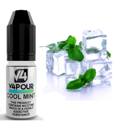 Cool Mint E-Liquid by V4 V4POUR 10ml