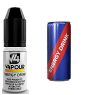 Energy Drink E Liquid by V4 V4POUR 10ml