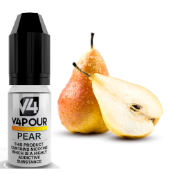 Pear E-Liquid by V4 V4POUR 10ml