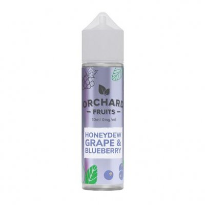 Orchard Fruits Honeydew Grape and Blueberry E-Liquid