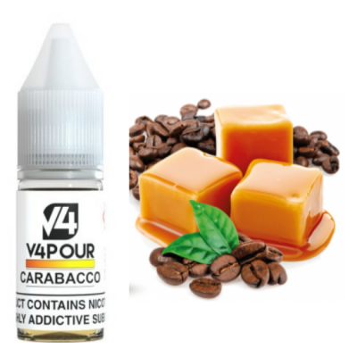 Carabacco by V4POUR 10ml E Liquid