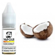 Coconut V4POUR 10ml E Liquid